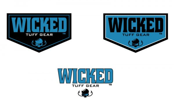 Wicked Tuff Gear logo design